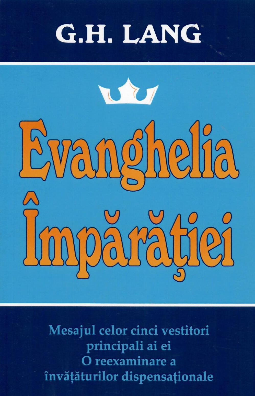 Evanghelia Imparatiei