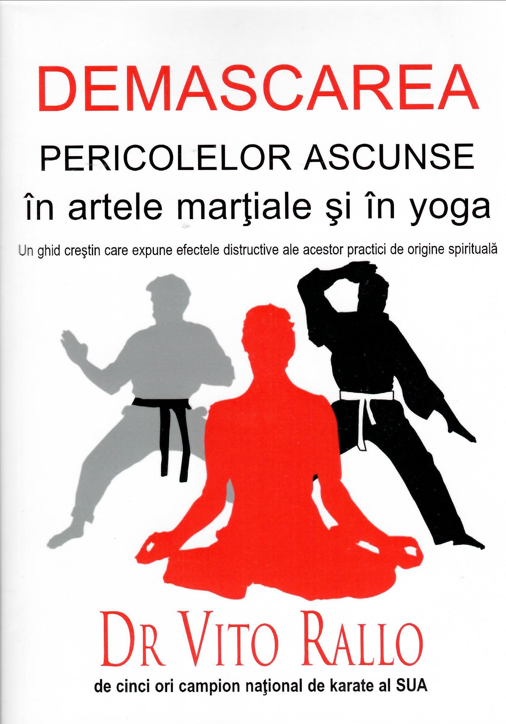 Demascarea pericolelor ascunse în artele marțiale și în yoga
