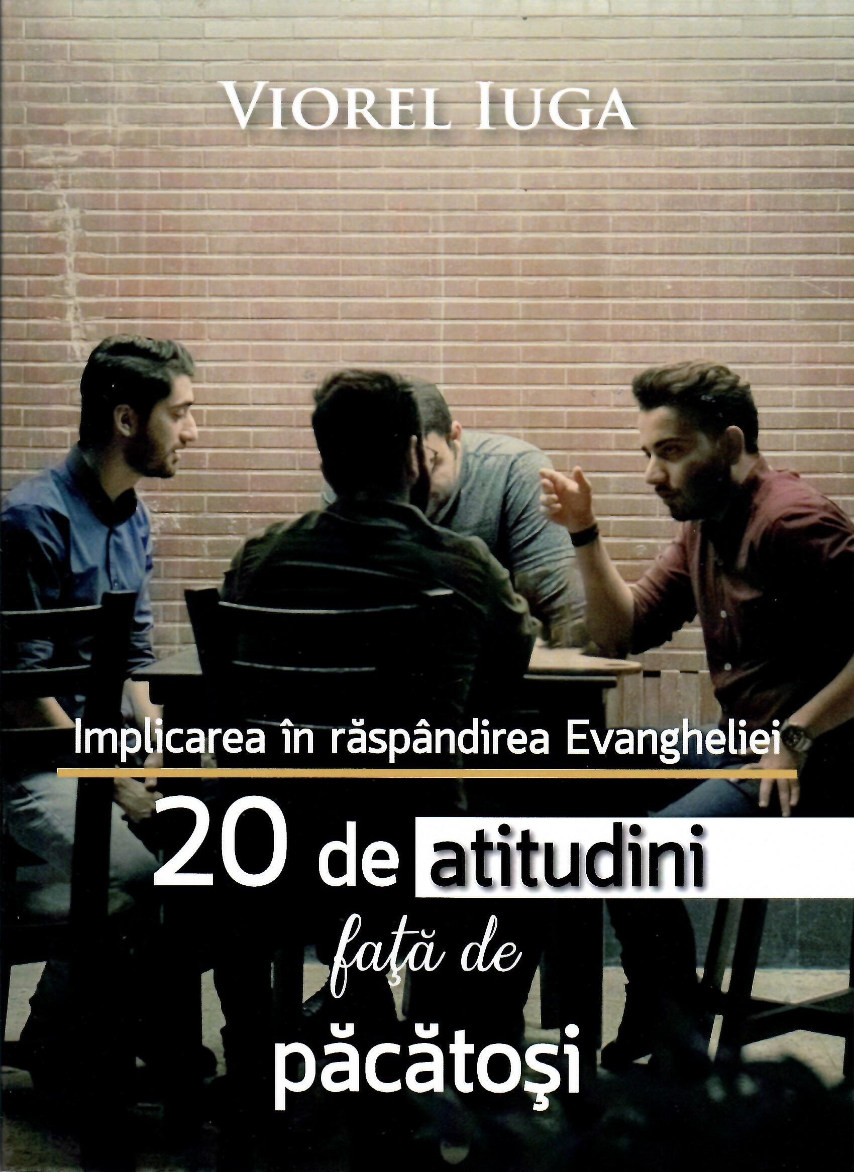 20 de atitudini față de păcătoși