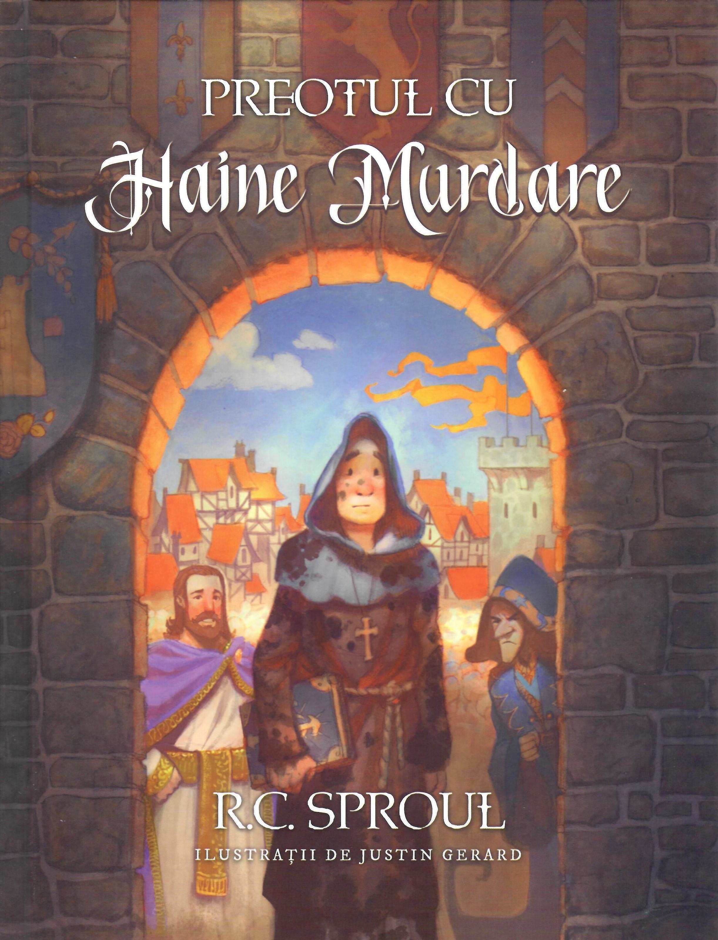 Preotul cu Haine Murdare