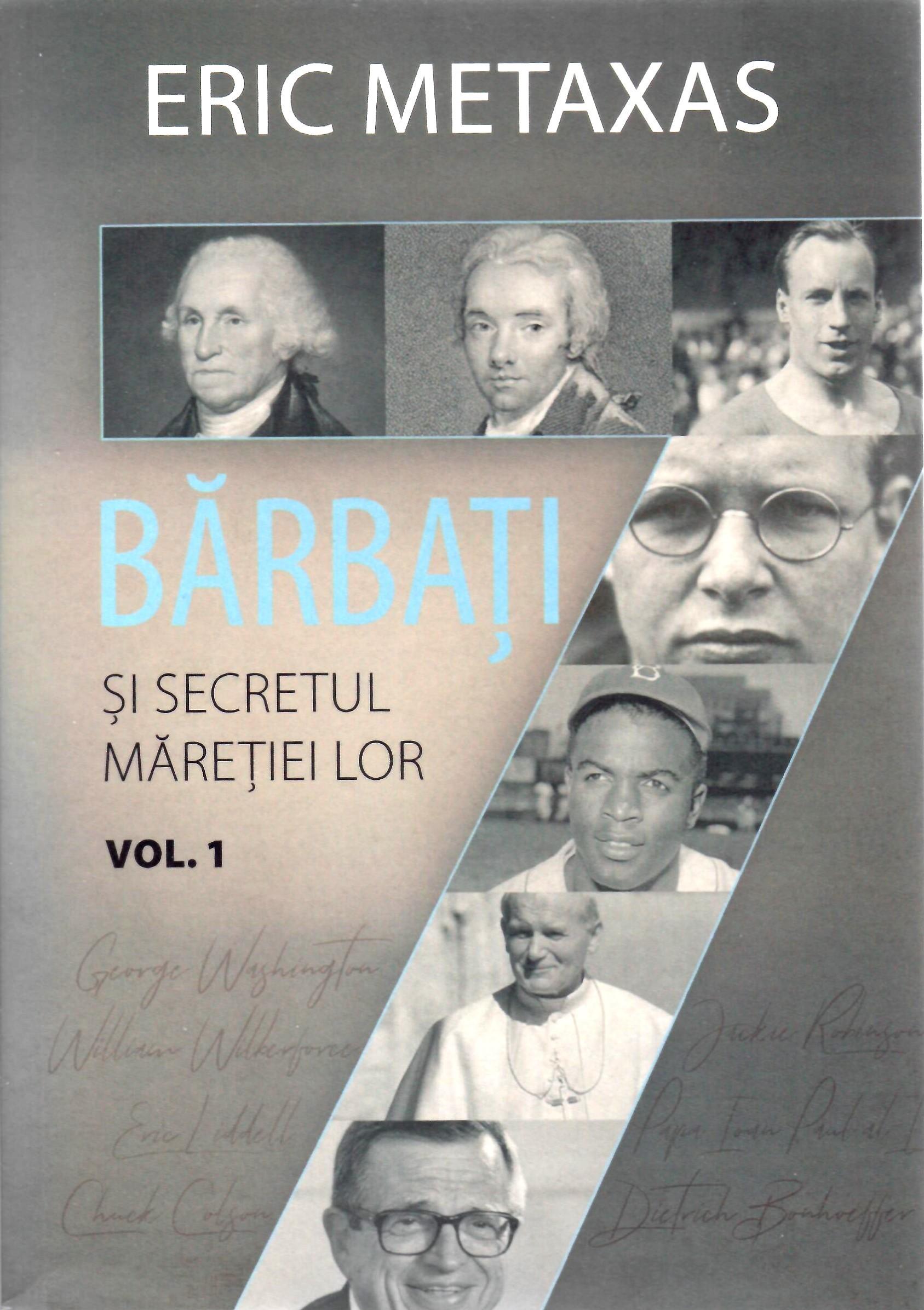 7 bărbați  și secretul măreției lor, vol 1