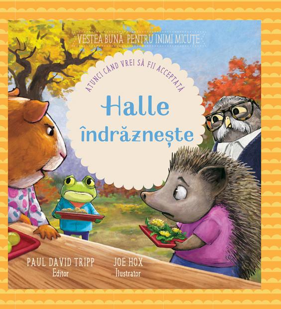 Halle  îndrăznește